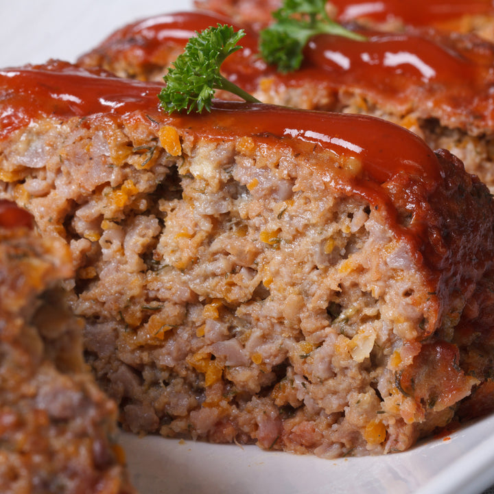 Peggy's Meat Loaf