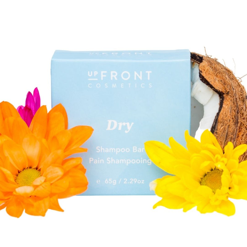 Dry Hair Shampoo Bar