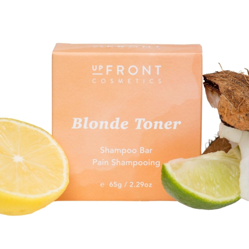 Blonde Toner Shampoo Bar