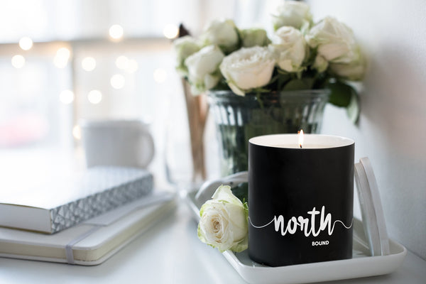 Natural Soy Candle | North Bound