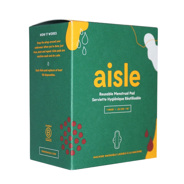 Washable | Maxi Pad