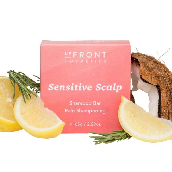 Sensitive Scalp Shampoo Bar