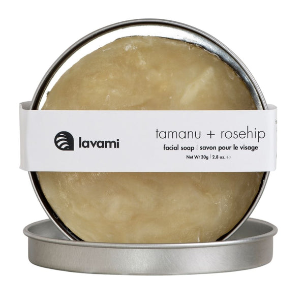Tamanu + Rosehip | Facial Soap Bar