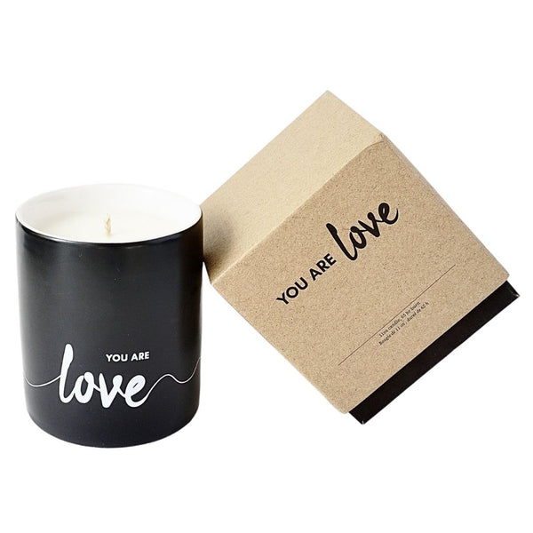 Natural Soy Candle | You Are Love