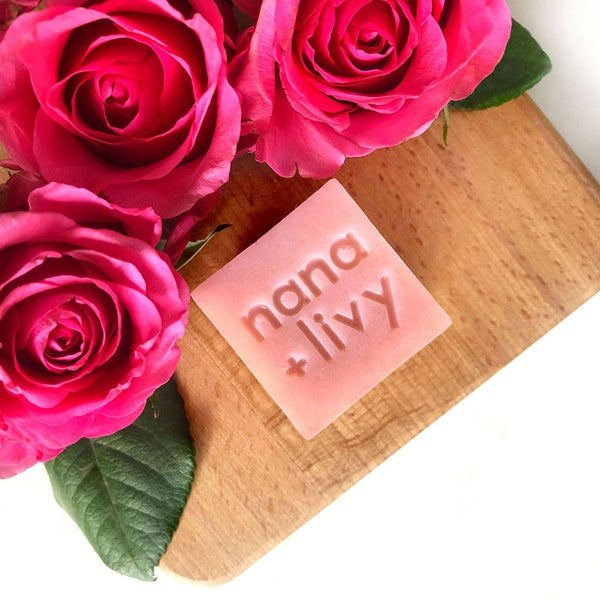 Rose Soap Block | Rejuvenating