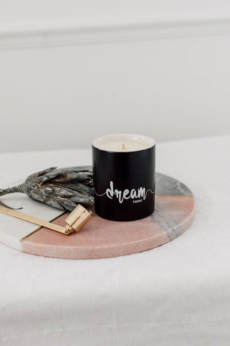 Natural Soy Candle | Dream Today