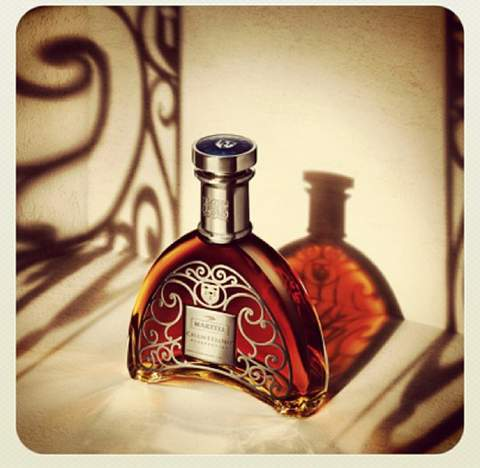 Martell 300 Year Anniversary Cognac Discovery Collection Gift Box