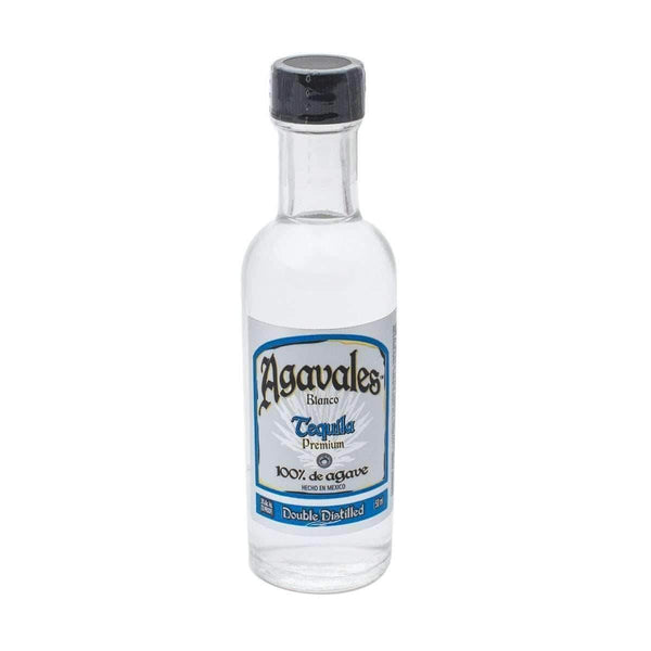 Alkohol Miniaturen:Agavales Blanco Premium Tequila Miniature - 50ml,Miniature Drinks