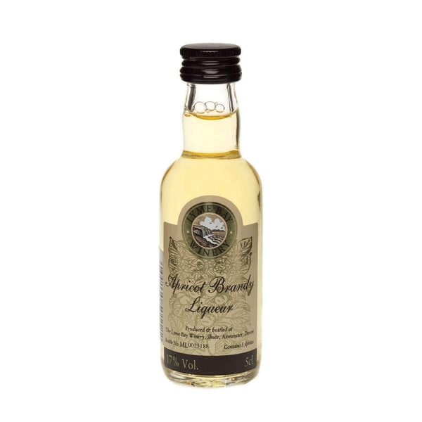 Alkohol Miniaturen:Apricot Brandy Liqueur Miniature - 50ml,Miniature Drinks