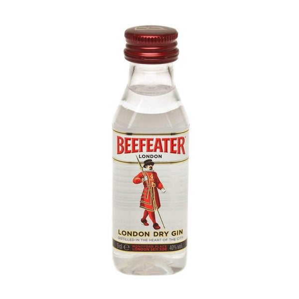 Alkohol Miniaturen:Beefeater London Dry Gin Miniature - 50ml,Miniature Drinks