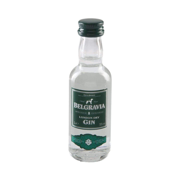 Alkohol Miniaturen:Belgravia London Dry Gin Miniature - 50ml,Miniature Drinks