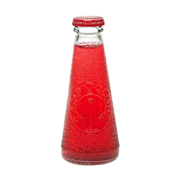 Alkohol Miniaturen:Campari & Soda Ready to Drink Miniature - 100ml,Miniature Drinks