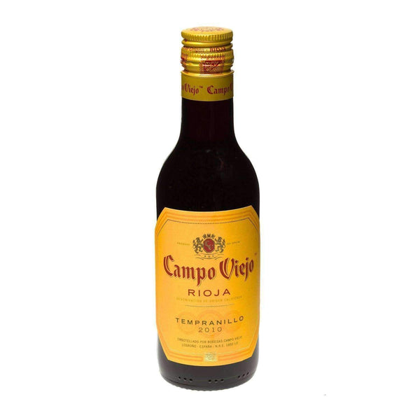 Alkohol Miniaturen:Campo Viejo Rioja Red Wine Miniature - 18.750ml,Miniature Drinks