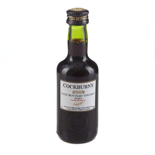Alkohol Miniaturen:Cockburn's 2009 LBV Port Miniature - 50ml,Miniature Drinks