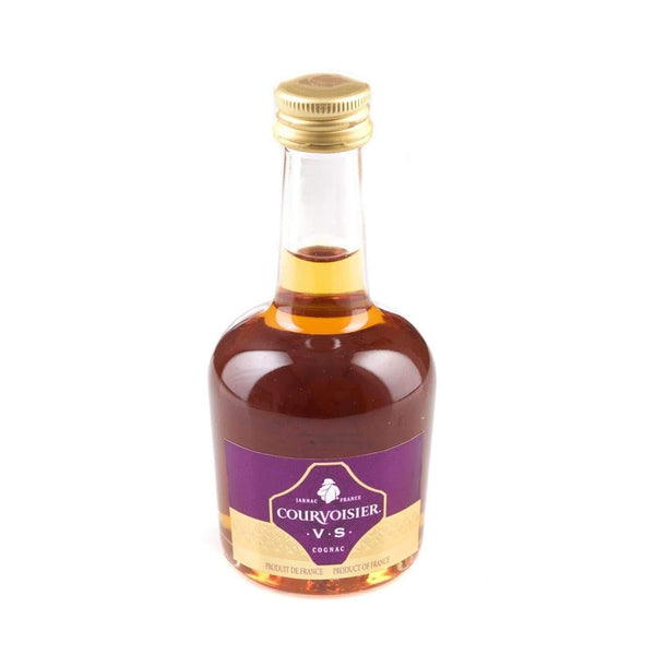 Alkohol Miniaturen:Courvoisier VS 3* Cognac Miniature - 50ml,Miniature Drinks