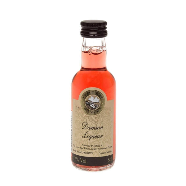 Alkohol Miniaturen:Damson Fruit Liqueur Miniature - 50ml,Miniature Drinks