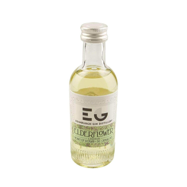 Alkohol Miniaturen:Edinburgh Gin Elderflower Liqueur Miniature - 50ml,Miniature Drinks