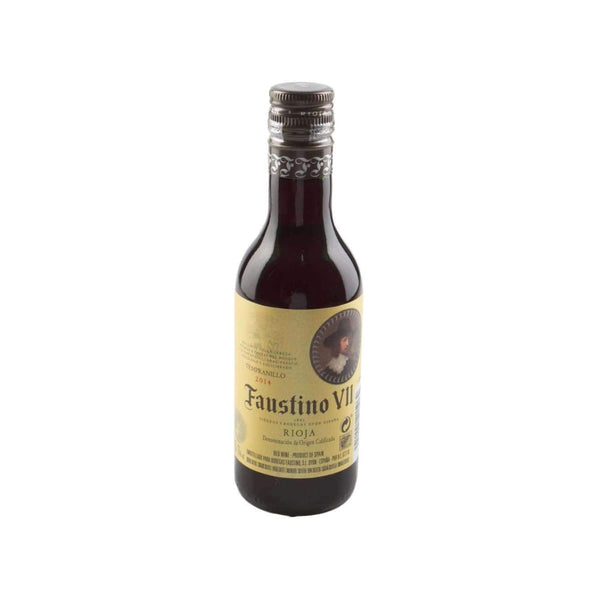 Alkohol Miniaturen:Faustino VII Rioja Tinto Red Wine Miniature - 18.750ml,Miniature Drinks