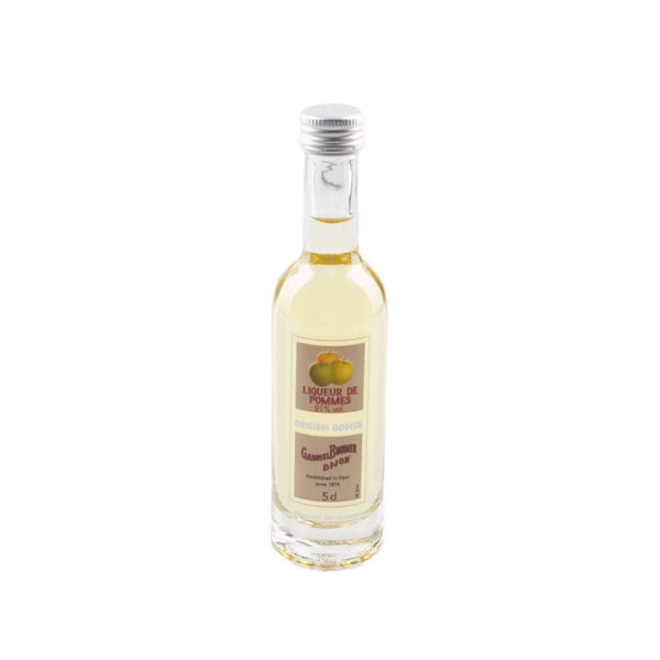 Alkohol Miniaturen:Gabriel Boudier Liqueur de Pommes (Apple) Miniature - 50ml,Miniature Drinks