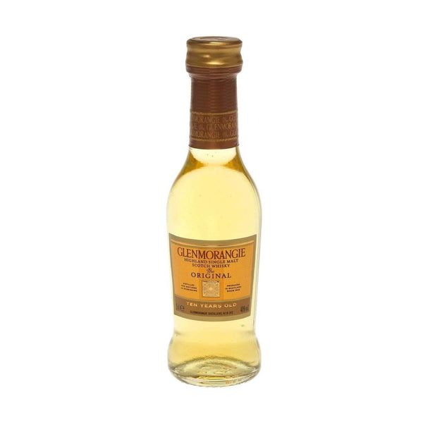 Alkohol Miniaturen:Glenmorangie 10 year Single Malt Scotch Whisky Miniature - 50ml,Miniature Drinks