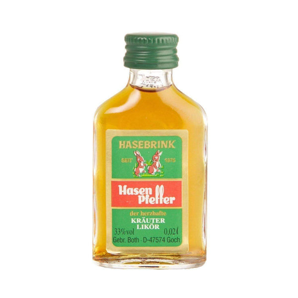Alkohol Miniaturen:Hasenpfeffer Liqueur Miniature - 20ml,Offers