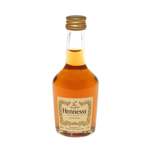 Alkohol Miniaturen:Hennessy VS Cognac Miniature - 50ml,Miniature Drinks