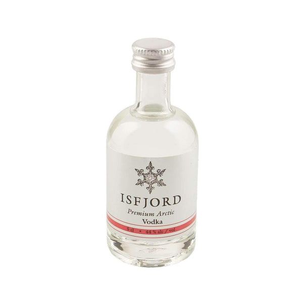 Alkohol Miniaturen:Isfjord Premium Arctic Vodka Miniature - 50ml,Miniature Drinks