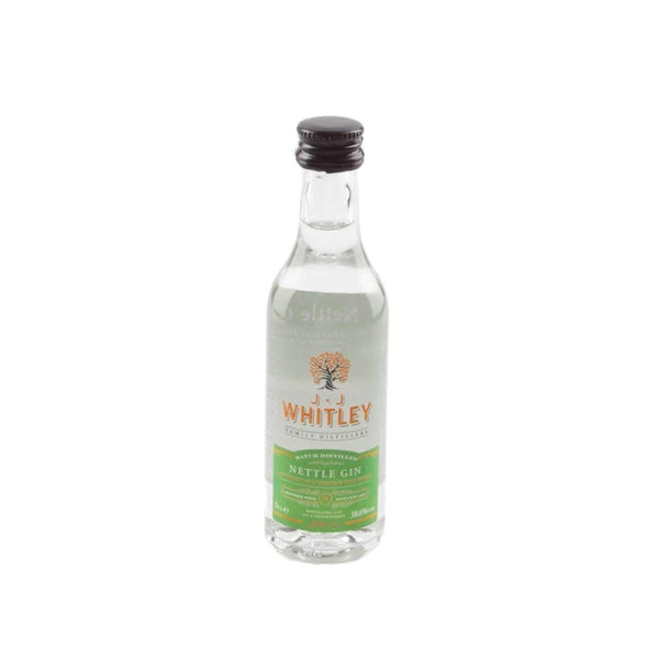 Alkohol Miniaturen:JJ Whitley Nettle Gin Miniature - 50ml,Miniature Drinks