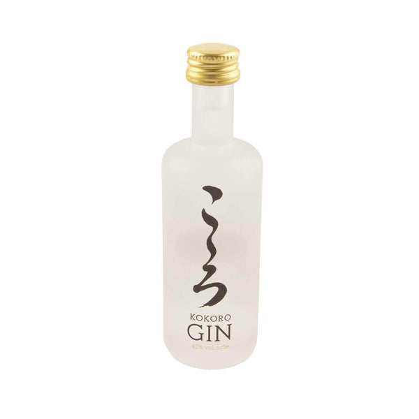 Alkohol Miniaturen:Kokoro London Dry Gin Miniature - 50ml,Miniature Drinks