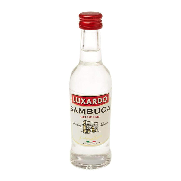Alkohol Miniaturen:Luxardo Sambuca Liqueur Miniature - 50ml,Miniature Drinks