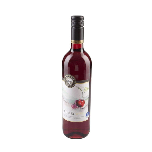 Alkohol Miniaturen:Lyme Bay Cherry Wine - 750ml