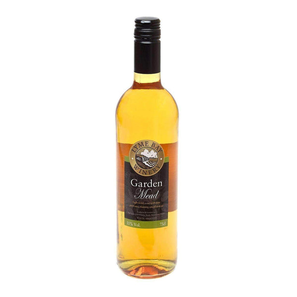 Alkohol Miniaturen:Lyme Bay Garden Mead Wine - 750ml