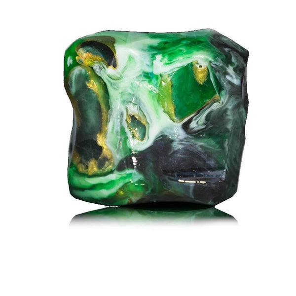 Alkohol Miniaturen:Malachite Gemstone Soap