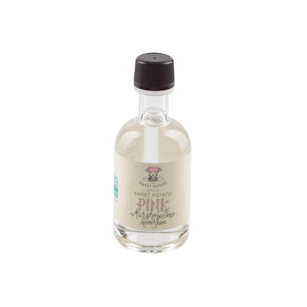 Alkohol Miniaturen:Pink Marshmallow Moonshine Miniature - 50ml,Miniature Drinks