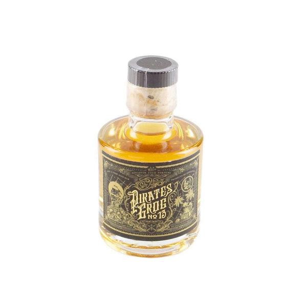 Alkohol Miniaturen:Pirates Grog No 13 Single Batch 13 yr Aged Rum Miniature - 50ml,Miniature Drinks
