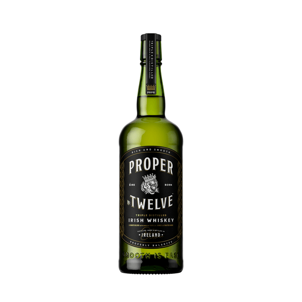 Alkohol Miniaturen:Proper No. Twelve Conor McGregor Irish Whiskey - 700ml,