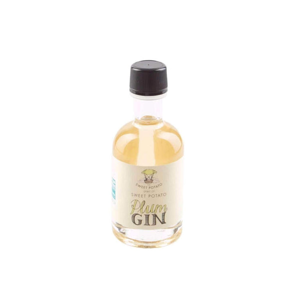 Alkohol Miniaturen:Sweet Potato Plum Gin Miniature - 50ml,Miniature Drinks