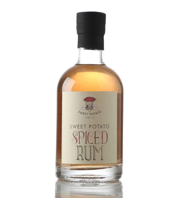 Alkohol Miniaturen:Sweet Potato Spiced Rum Miniature - 200ml,Bigger Bottles