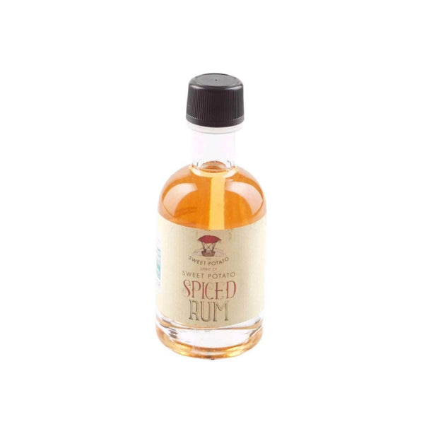 Alkohol Miniaturen:Sweet Potato Spiced Rum Miniature - 50ml,Miniature Drinks