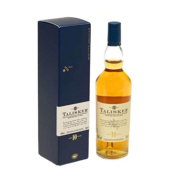 Alkohol Miniaturen:Talisker 10 yr Single Malt Scotch Whisky - 200ml,Bigger Bottles
