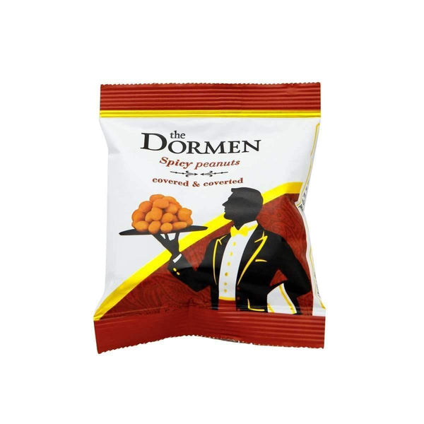 Alkohol Miniaturen:The Dormen Spicy Peanuts - 40g