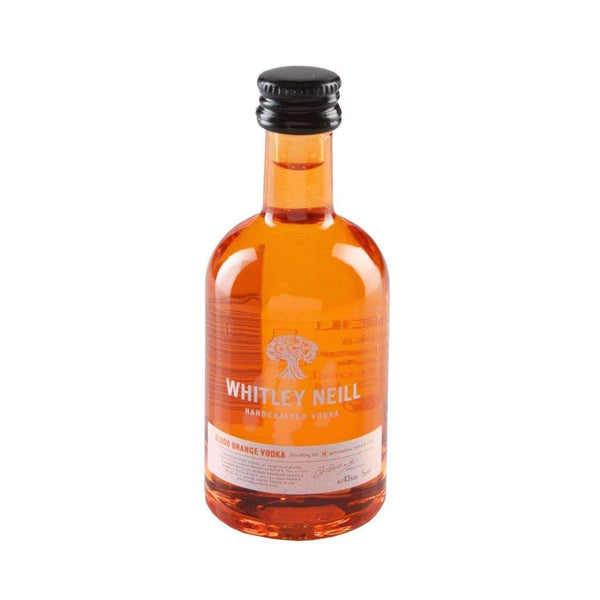 Alkohol Miniaturen:Whitley Neill Blood Orange Vodka Miniature - 50ml,Miniature Drinks