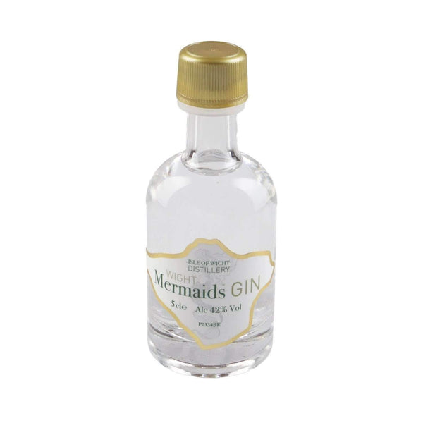 Alkohol Miniaturen:Wight Mermaids Gin Miniature - 50ml,Miniature Drinks