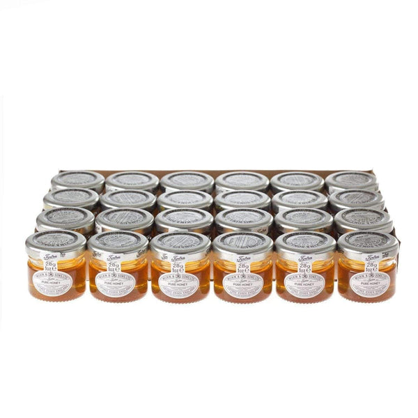 Alkohol Miniaturen:Wilkin & Sons Tiptree Clear Honey Mini Jar 28g - 24 Pack
