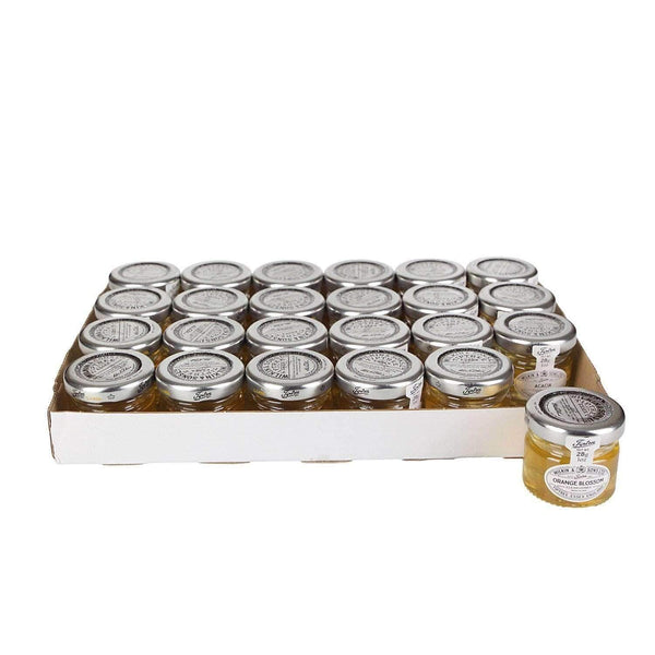 Alkohol Miniaturen:Wilkin & Sons Tiptree Orange Blossom Honey Mini Jar 28g - 24 Pack