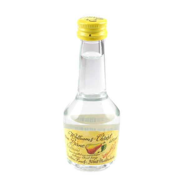 Alkohol Miniaturen:Williams Christ Birne Liqueur Miniature - 20ml,Miniature Drinks