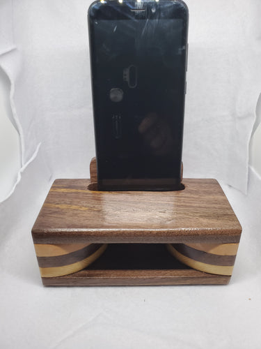 Smart Phone Speaker Stand