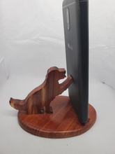 Load image into Gallery viewer, Phone stand by Juetta's Woodwork
