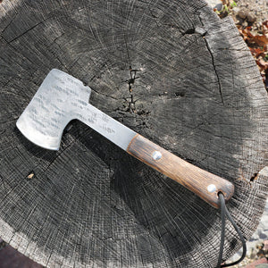Whiskey 646 Axe