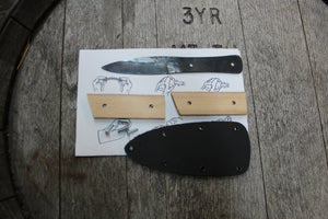 Reptile Boot Knife Kit